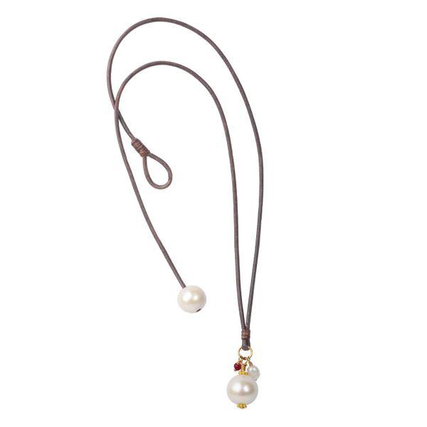 Royal Drop Freshwater Necklace Mystique Jewelers Alexandria, VA