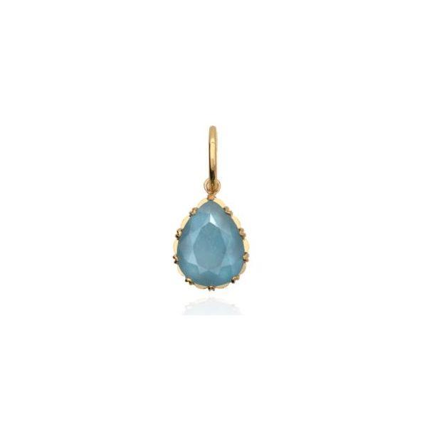 Victorian Drop in Aquamarine Mystique Jewelers Alexandria, VA