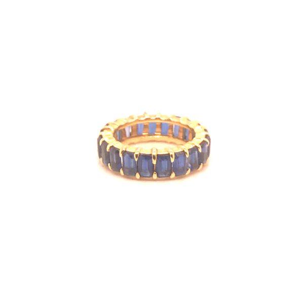 Kyanite Ring Mystique Jewelers Alexandria, VA