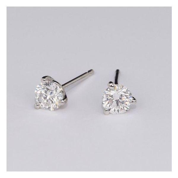 Diamond Stud Earrings  Mystique Jewelers Alexandria, VA