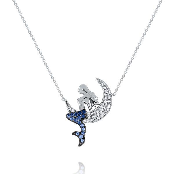 Mermaid Necklace Mystique Jewelers Alexandria, VA