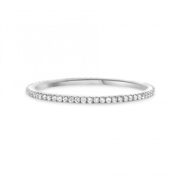 Skinny Pave Diamond Ring Mystique Jewelers Alexandria, VA