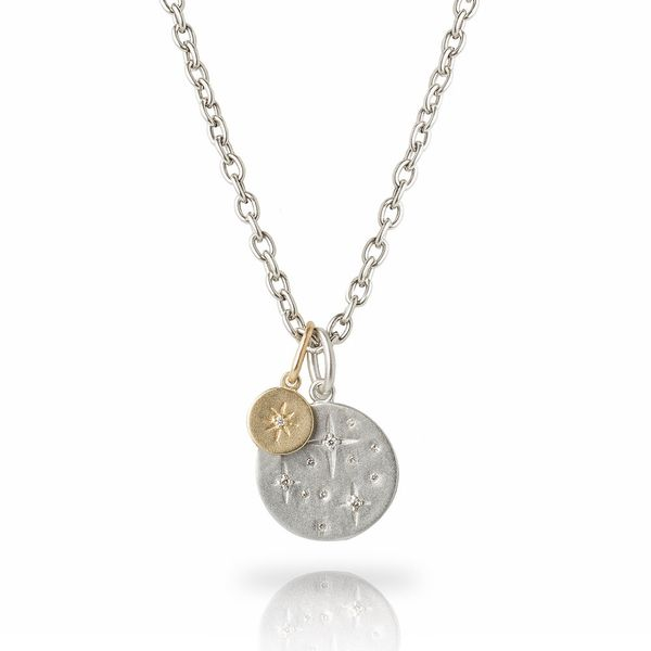 Antila Constellation Charm Necklace Mystique Jewelers Alexandria, VA