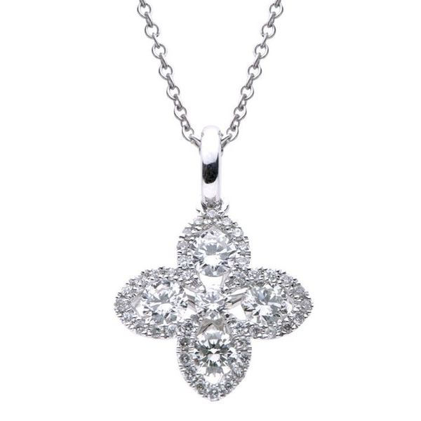 Diamond Pendant Mystique Jewelers Alexandria, VA