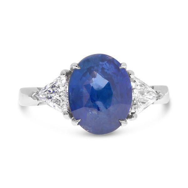 Natural 3.58 Ct Sapphire ring  Mystique Jewelers Alexandria, VA