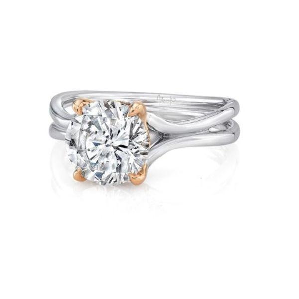 TWO-TONE ENGAGEMENT RINGS Mystique Jewelers Alexandria, VA