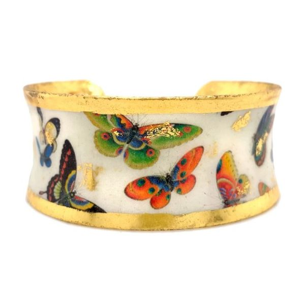 Butterfly Bracelet Cuff Mystique Jewelers Alexandria, VA