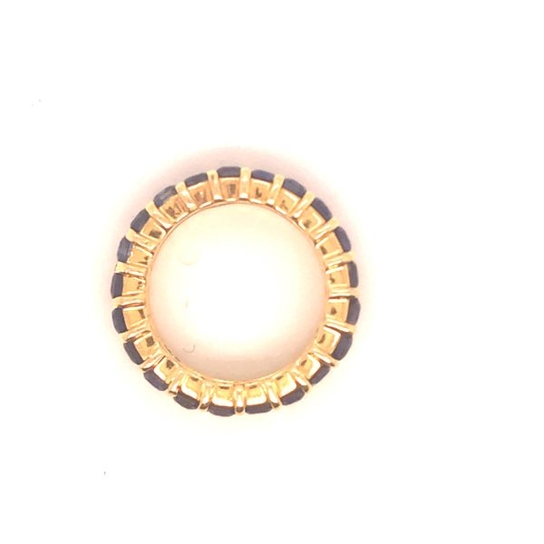 Kyanite Ring Image 2 Mystique Jewelers Alexandria, VA