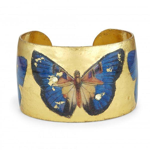 Barcelona Butterflies Cuff Mystique Jewelers Alexandria, VA