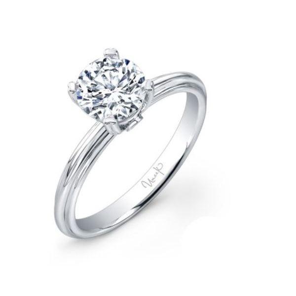 SOLITAIRE/NON-HALO ENGAGEMENT RING Mystique Jewelers Alexandria, VA