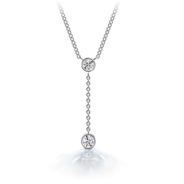 Forevermark Mother's Day Diamond Necklace Padis Jewelry San Francisco, CA