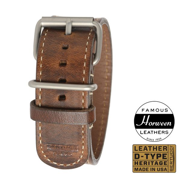 Bertucci Leather Watch Band Parris Jewelers Hattiesburg, MS
