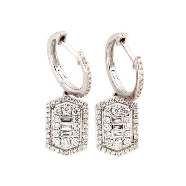 14KT Dangle Earrings Parris Jewelers Hattiesburg, MS