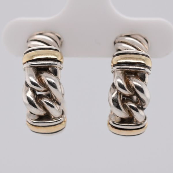 David Yurman Earrings-Pre-Owned