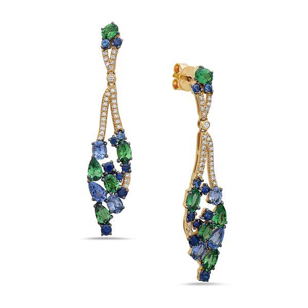 14KT Gold Earrings Parris Jewelers Hattiesburg, MS