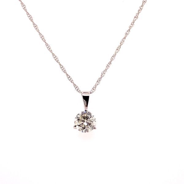 14 kt Diamond Necklace