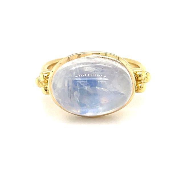 14 kt Moonstone Capri Ring