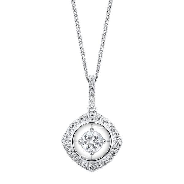 10 kt Diamond Necklace