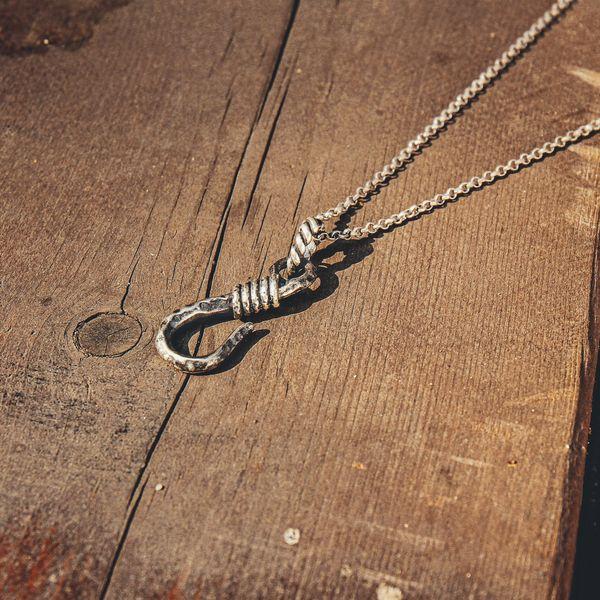 Men's Necklace Image 2 Parris Jewelers Hattiesburg, MS