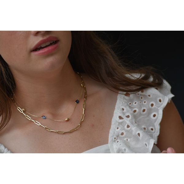 Gold Chain Image 2 Parris Jewelers Hattiesburg, MS