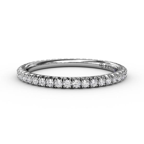 Diamond Eternity Band Parris Jewelers Hattiesburg, MS