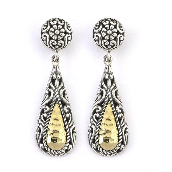 Sterling Silver & 18 kt y Parris Jewelers Hattiesburg, MS