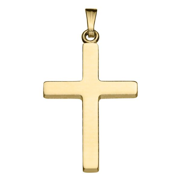 Adult gold filled Cross Necklace