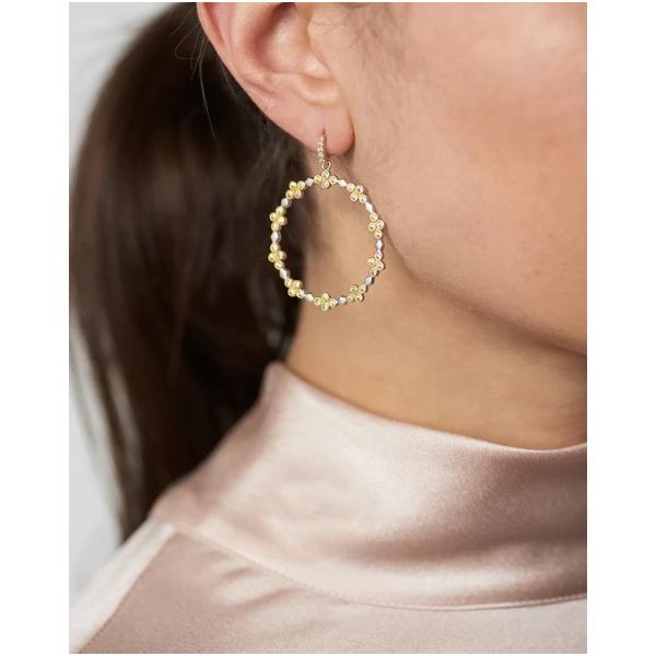 Earring Freida Rothman Image 2 Parris Jewelers Hattiesburg, MS