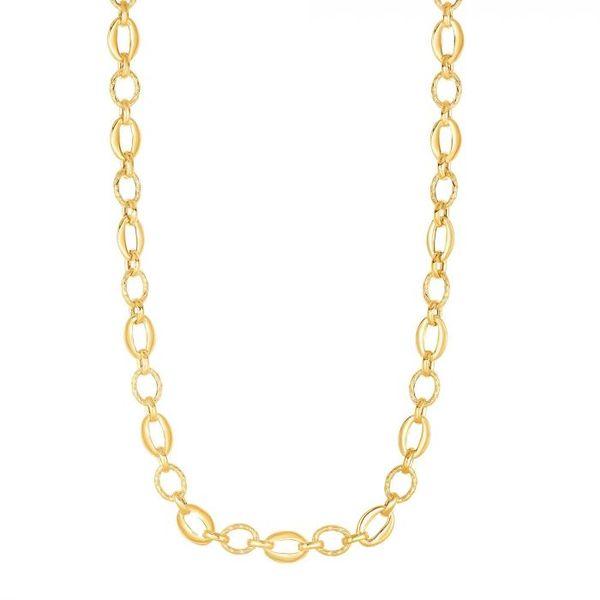 Fancy Gold Chain