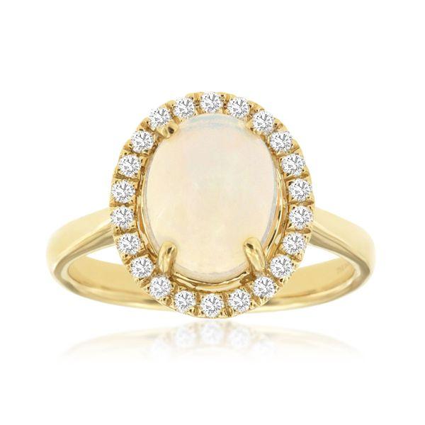 Opal Ring