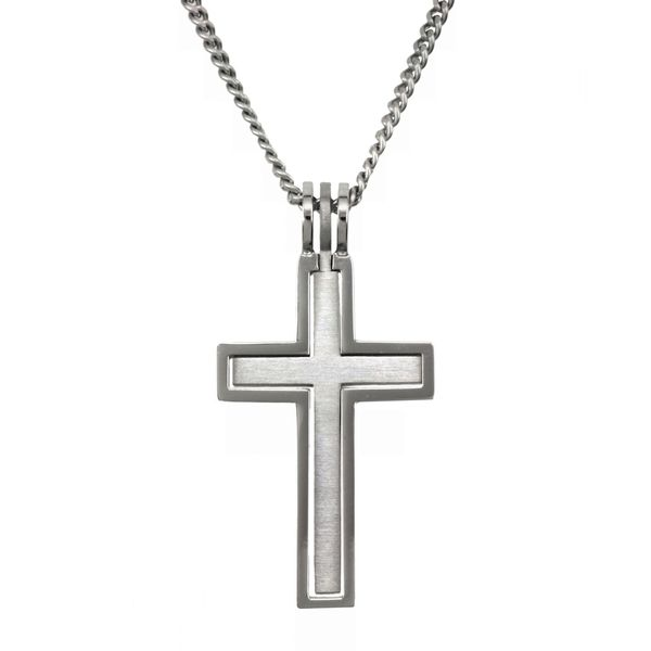 Stainless Steel Cross