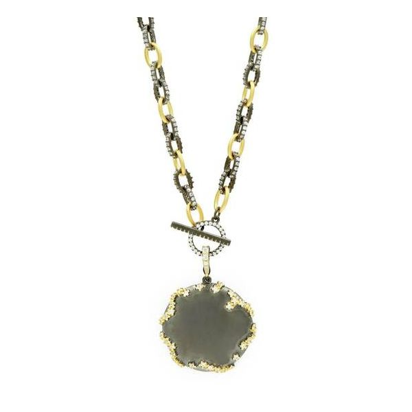 14K Gold Plated Midnight Necklace