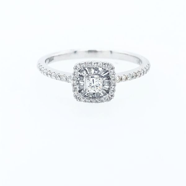 Promise Ring or Engagement Ring