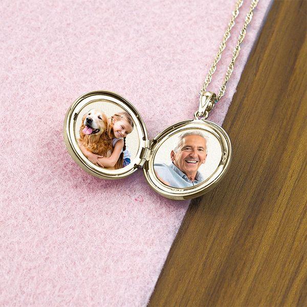 Adult Gold Filled Locket Necklace