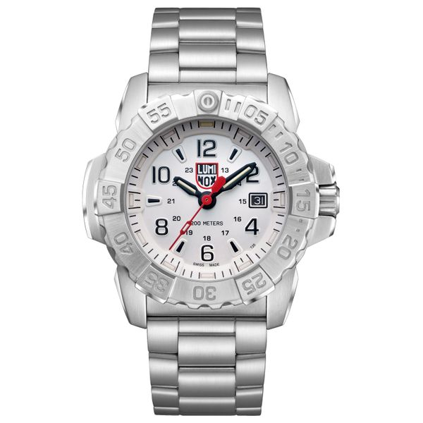 Luminox Silver Dial Navy SEAL Steel Polly's Fine Jewelry N. Charleston, SC