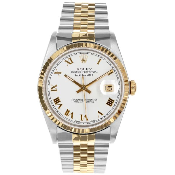 Men's Pre-Owned Rolex Datejust Polly's Fine Jewelry N. Charleston, SC