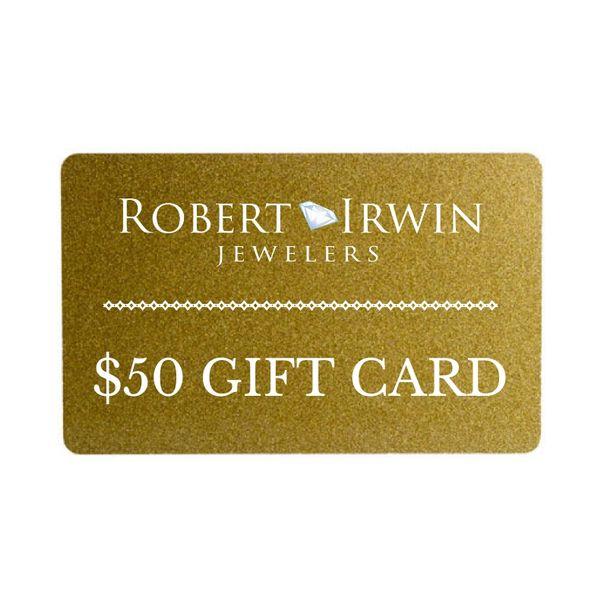 Robert Irwin Jewelers Gift Card Robert Irwin Jewelers Memphis, TN