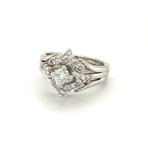 diamond right hand ring Roberts Jewelers Meadville, PA