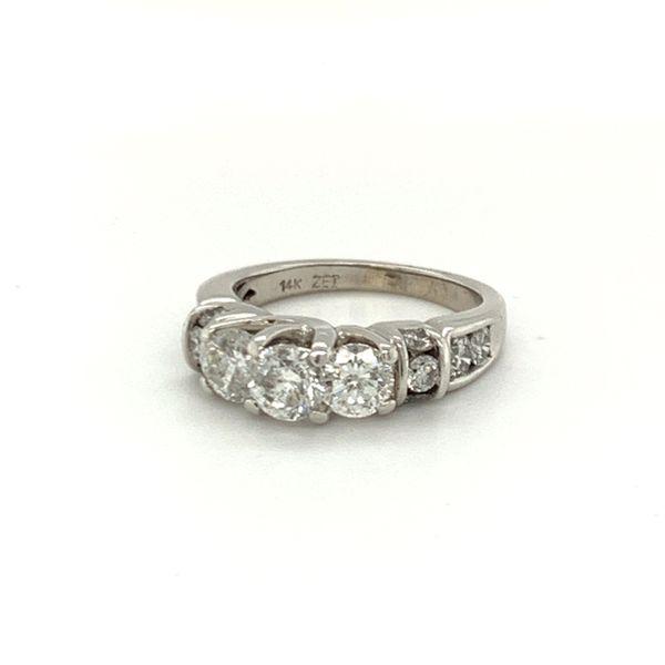 2 carat diamond band Roberts Jewelers Meadville, PA