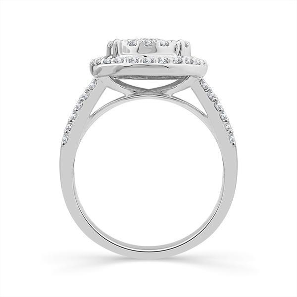 Diamond Engagement Ring Image 3 Score's Jewelers Anderson, SC