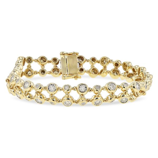 Diamond Bracelet Score's Jewelers Anderson, SC
