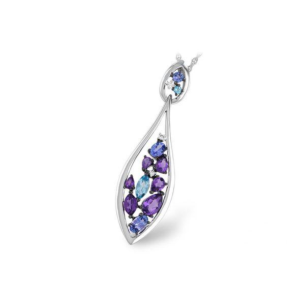 Colored Stone Pendant Score's Jewelers Anderson, SC