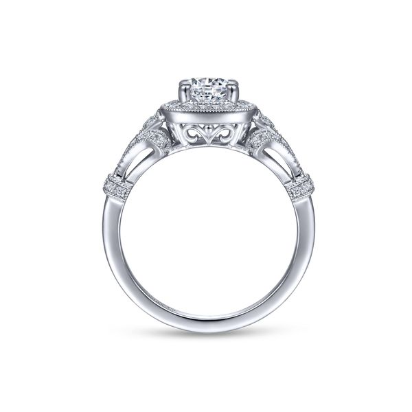 Diamond Engagement Ring Image 2 Score's Jewelers Anderson, SC