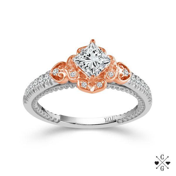 Diamond Engagement Ring Score's Jewelers Anderson, SC