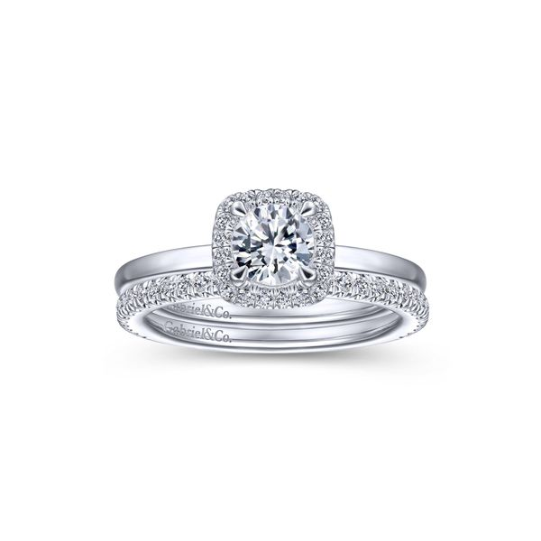 Diamond Engagement Ring Image 4 Score's Jewelers Anderson, SC