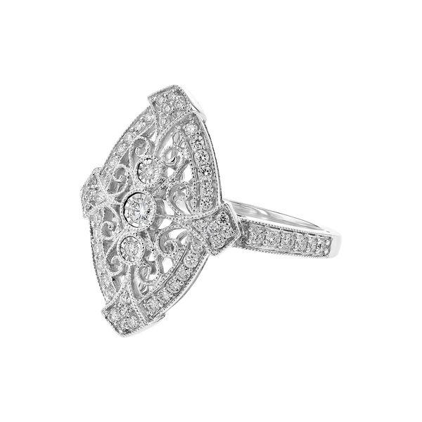 Diamond Fashion Ring Image 2 Score's Jewelers Anderson, SC