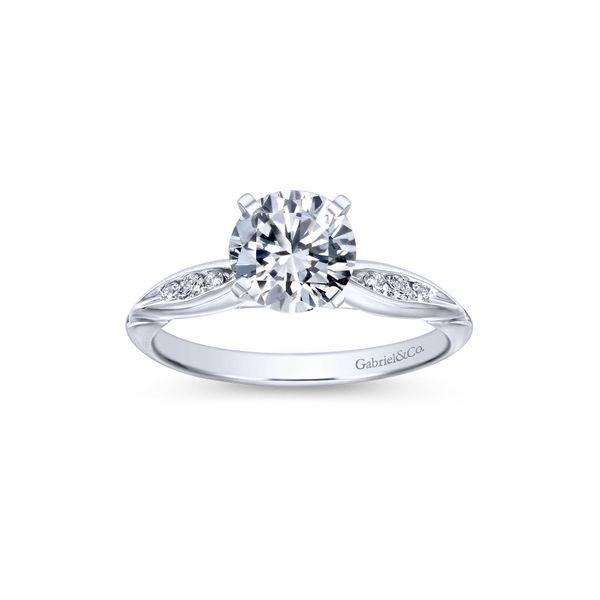 Diamond Engagement Ring Image 5 Score's Jewelers Anderson, SC