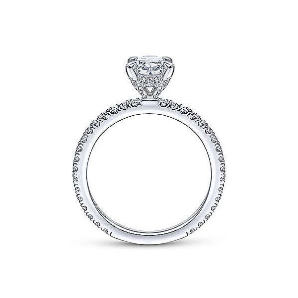 Diamond Engagement Ring Image 2 Score's Jewelers Anderson, SC