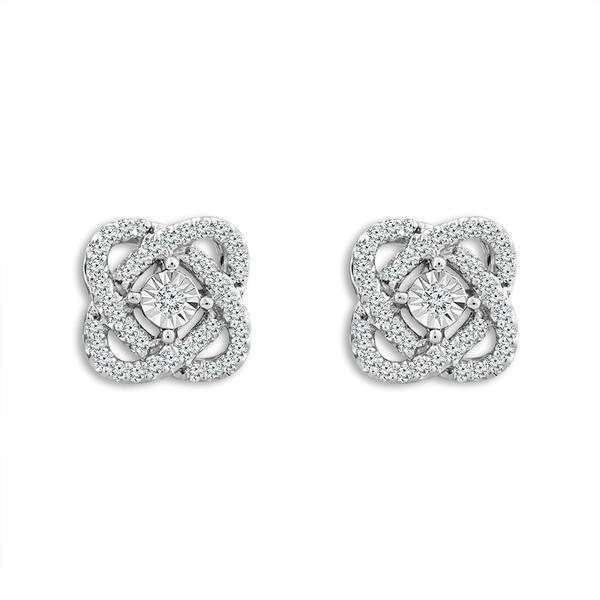 Diamond Earrings Score's Jewelers Anderson, SC