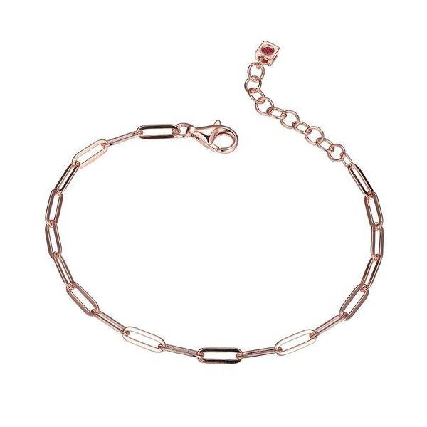 SS Paperclip Chain Bracelet Score's Jewelers Anderson, SC